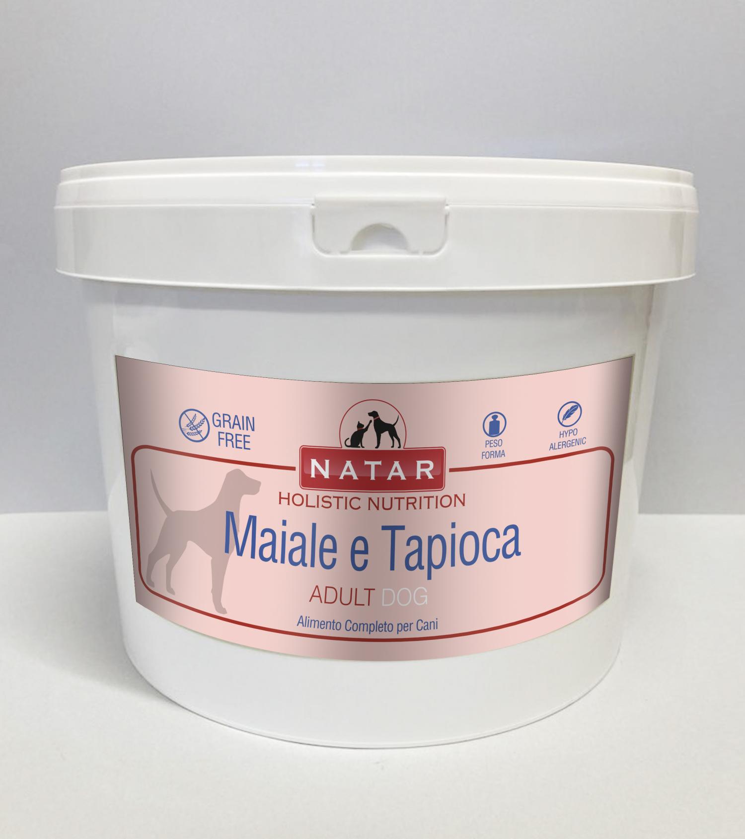 Pork and Tapioca