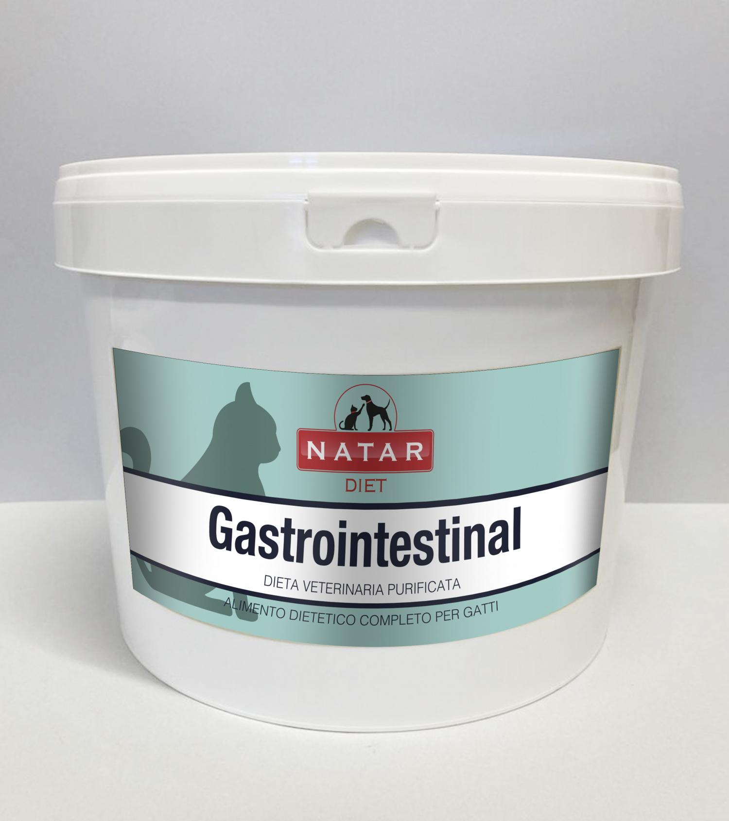 Natar Diet Gastrointestinal gatto