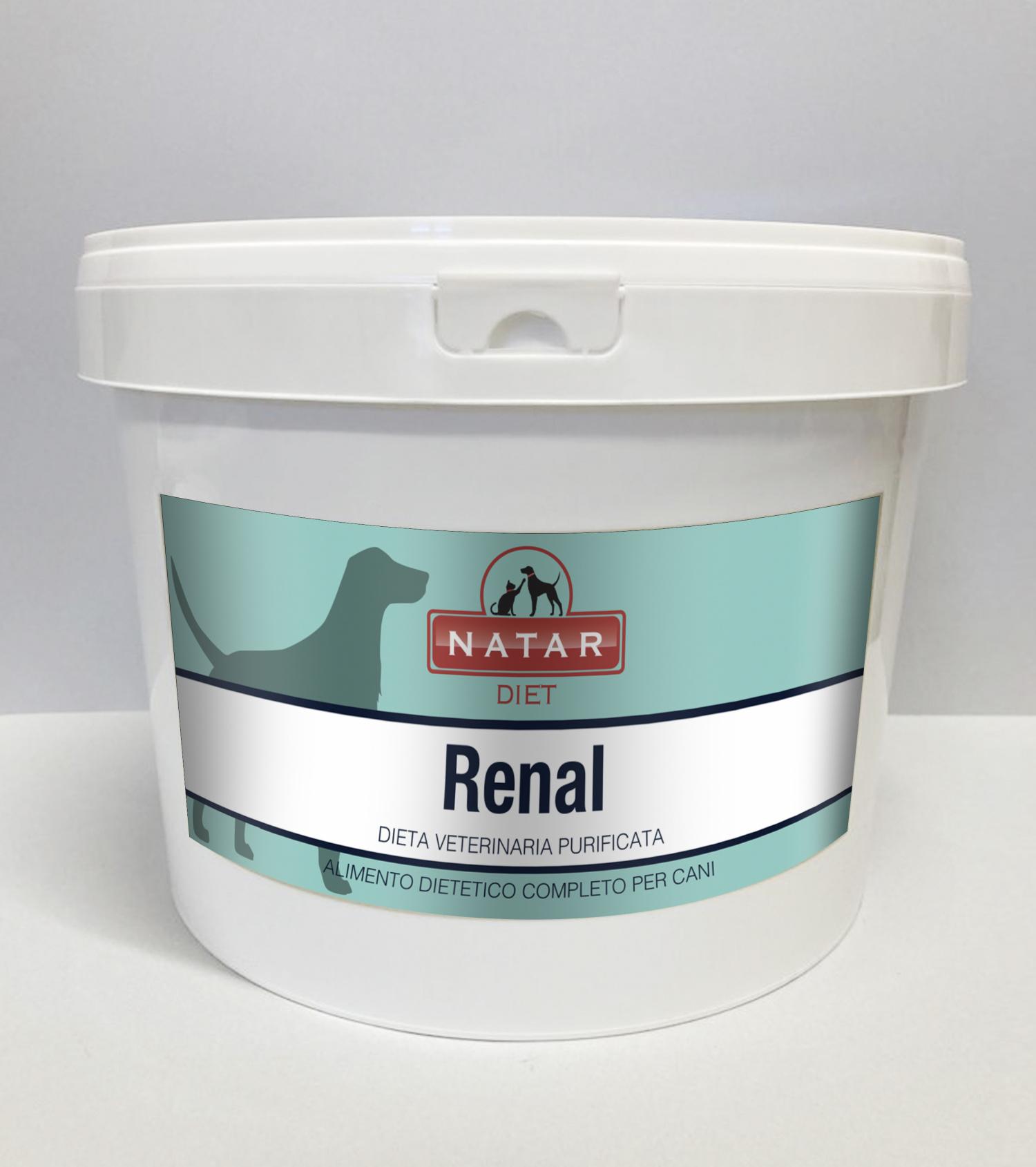 Natar Diet Renal cane