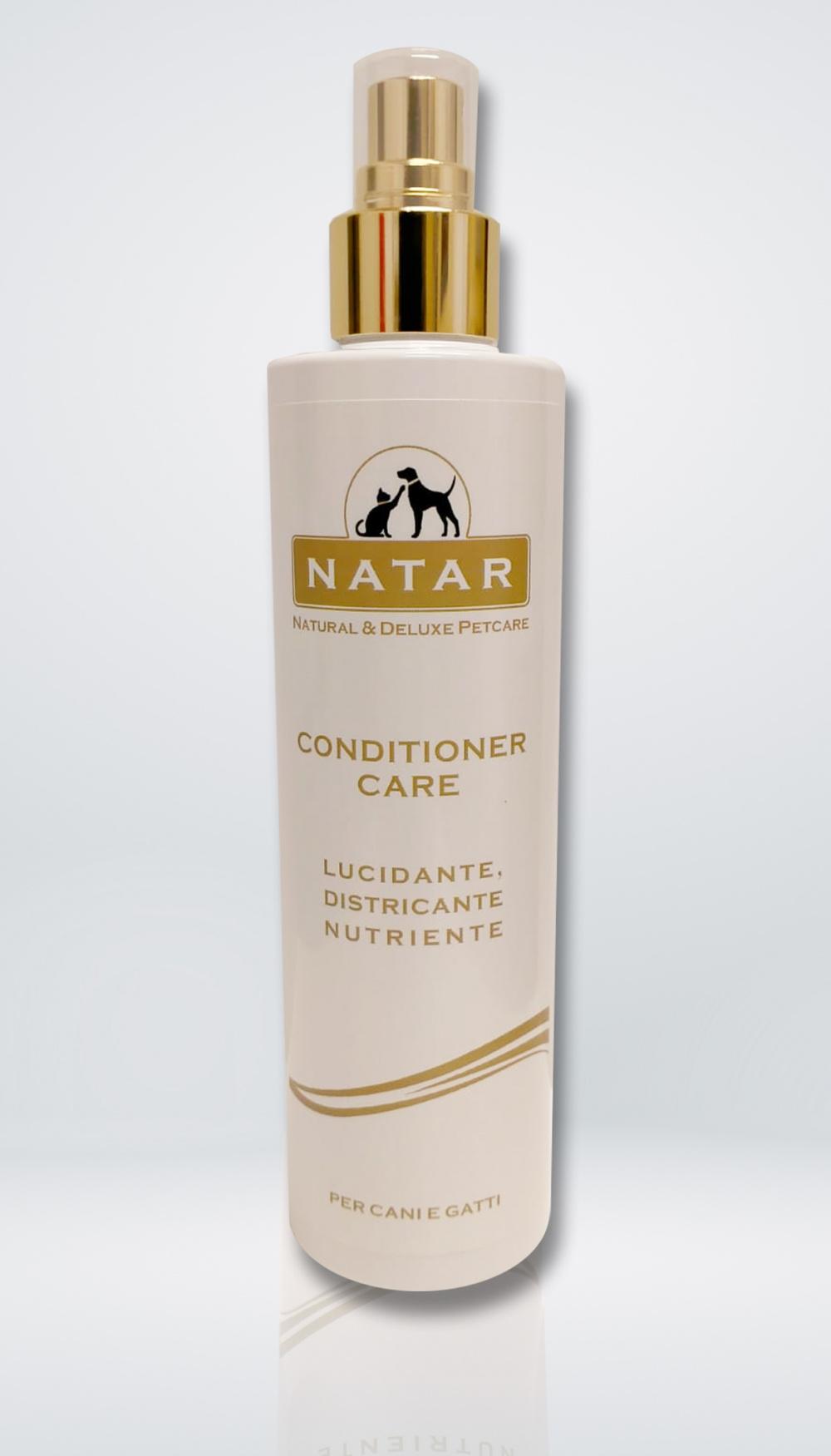 Natar Conditioner Care Spray per cani