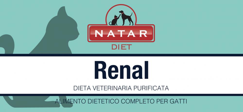 Natar Diet Renal Gatto