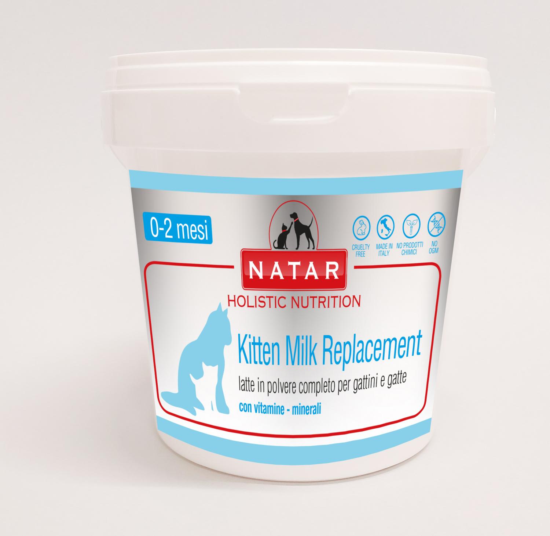 Natar Kitten Milk latte artificiale per l'allattamento dei gattini