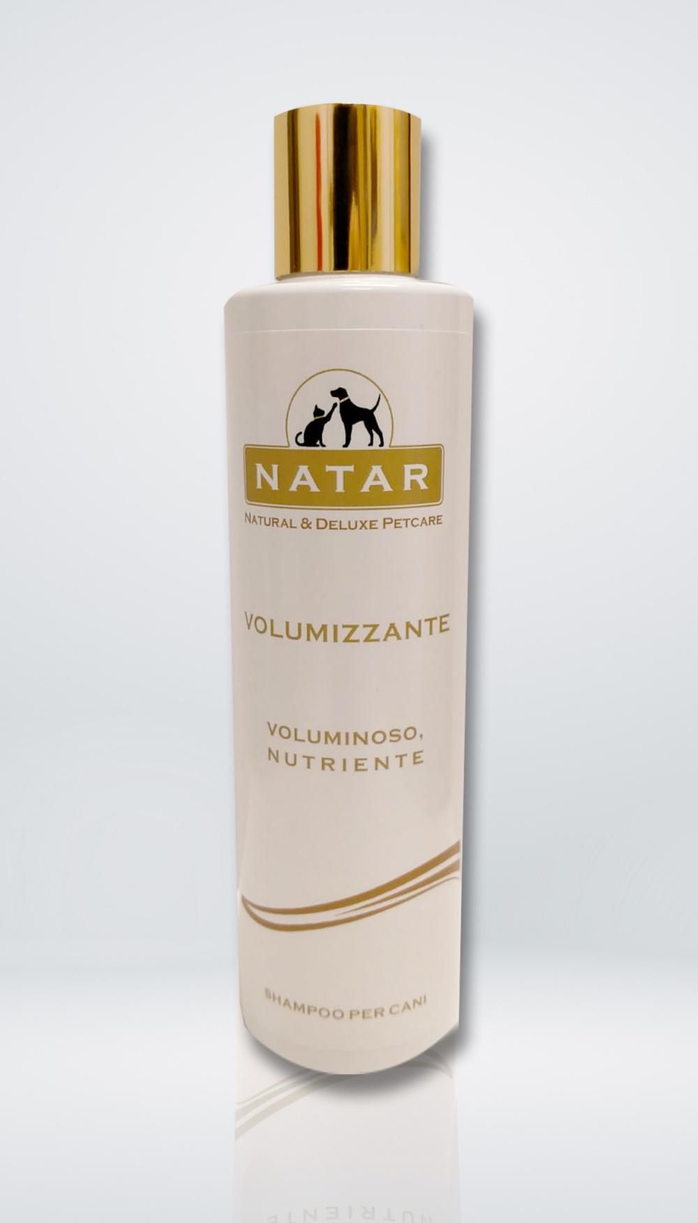 Natar Shampoo per cani volumizzante