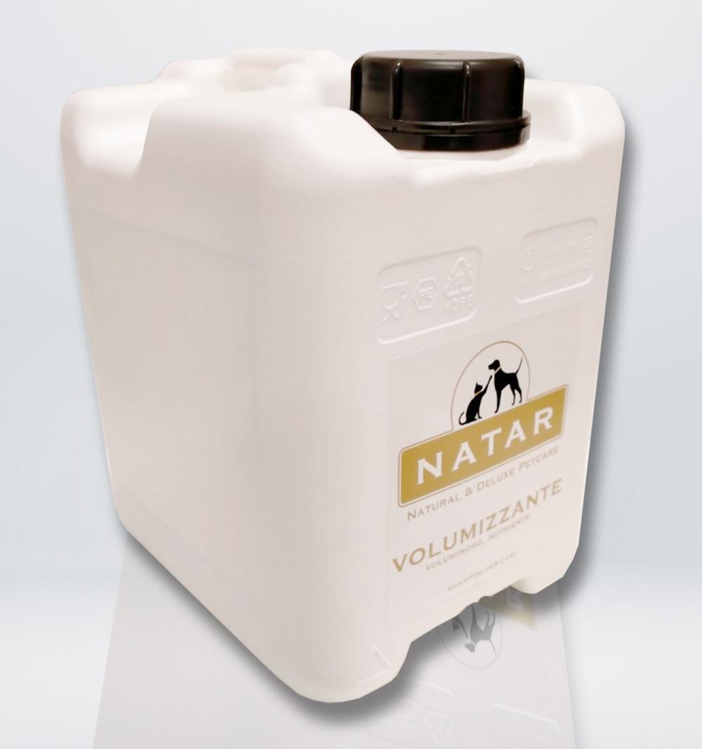 Natar Shampoo per Cani Volumizzante tanica 5 L